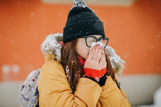 علت دندان درد در اثر سرماخوردگی