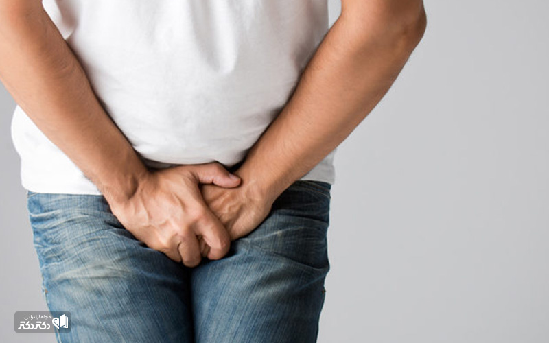 علت درد شکم در مردان