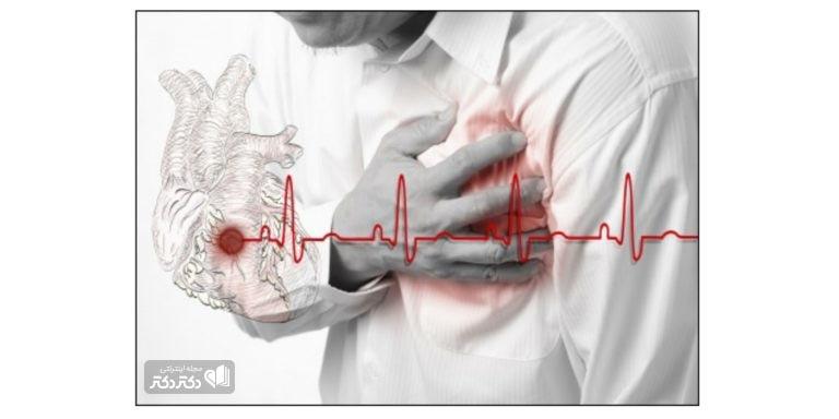 علائم آنژین صدری