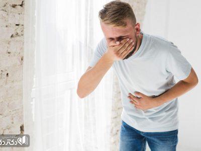 دلایل درد شکم سمت چپ و بالا