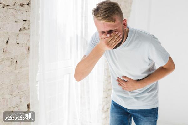 مهمترین دلایل درد شکمی چپ بالای شکم
