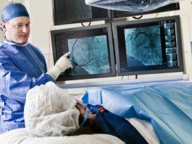اقدامات لازم بعد از آنژیوگرافی