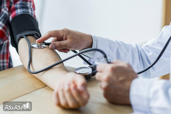انواع فشار خون
