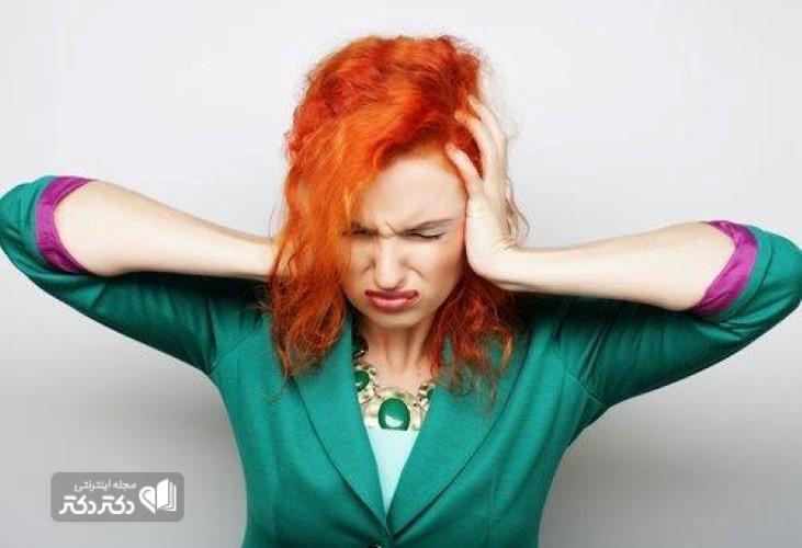 علت سردرد