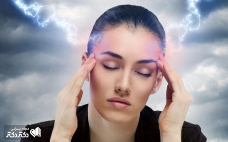علت سر درد مزمن
