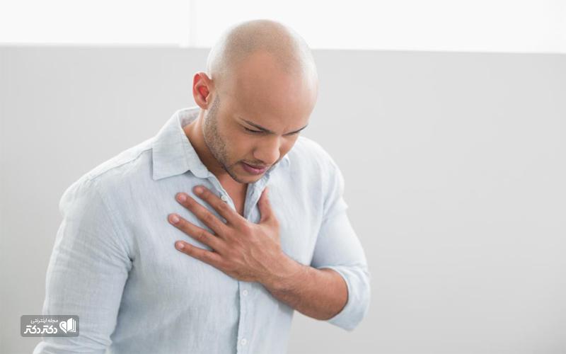 علل التهاب مری