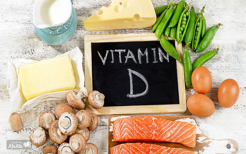 عوارض ویتامین دی