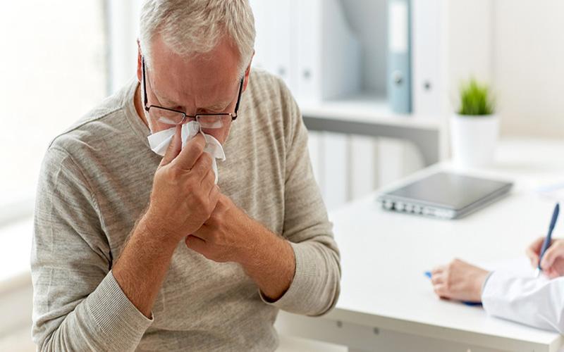 خطر بالای سرما خوردگی و آنفولانزا برای مبتلایان به بیماری قلبی