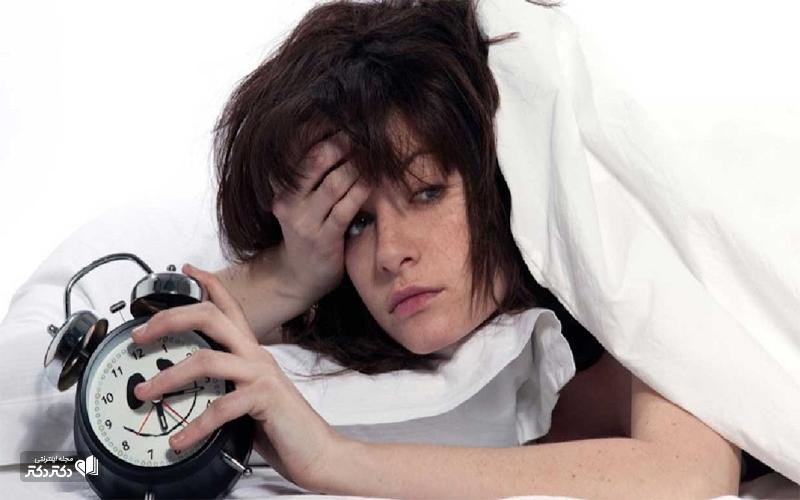 علت اختلالات خواب