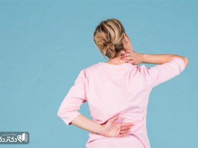 آرتروز گردن، دست و پا