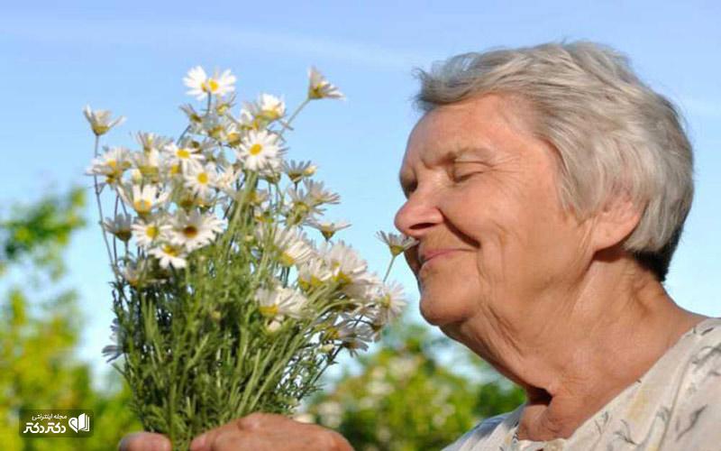 اختلالات بویایی چیست؟