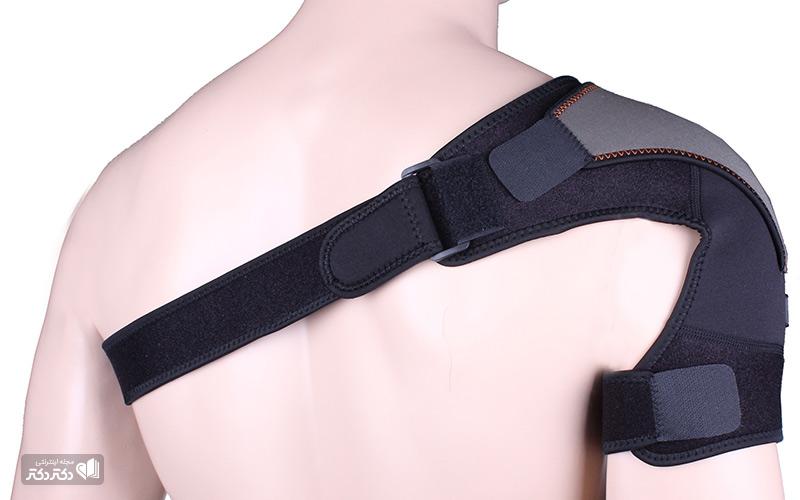 کتف بند عوارض اسکلتی عضلانی
