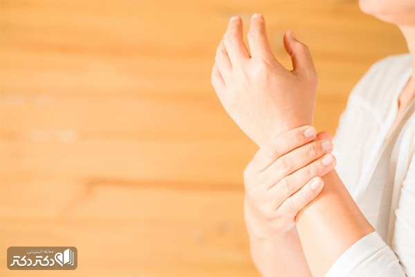 علائم درد استخوان