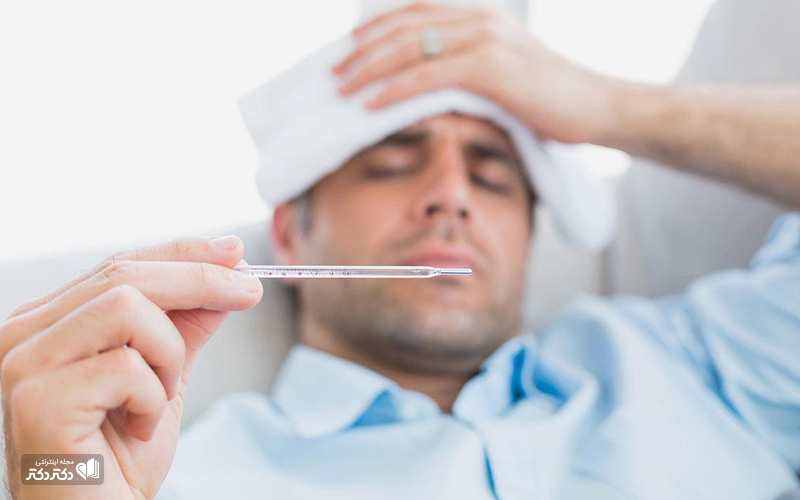 آنفولانزا و تب