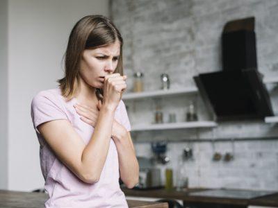 بیماری التهابی ریه حساس