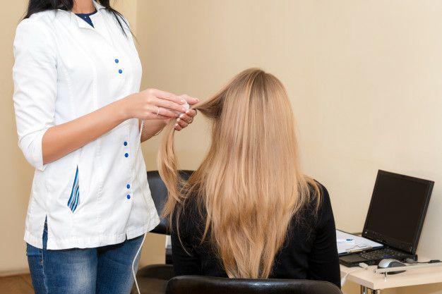 تشخیص و درمان شپش موی سر