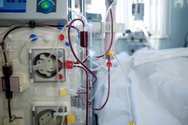 دستگاه دیالیز برای درمان نارسایی کلیه
