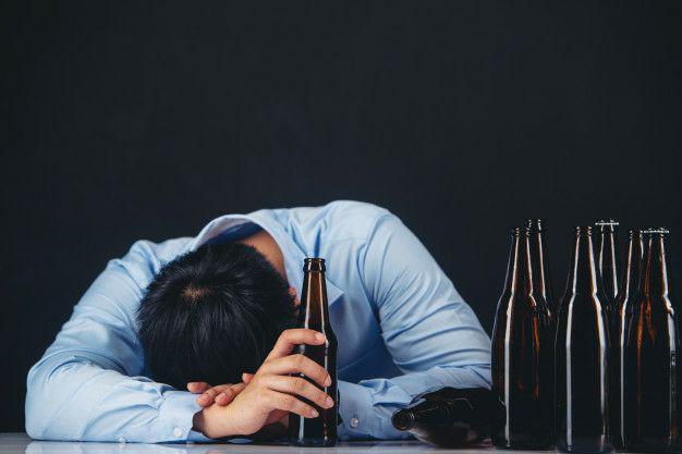 نارسایی کلیه و مصرف الکل