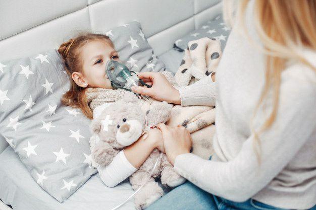 مراقبت از کودک بیمار