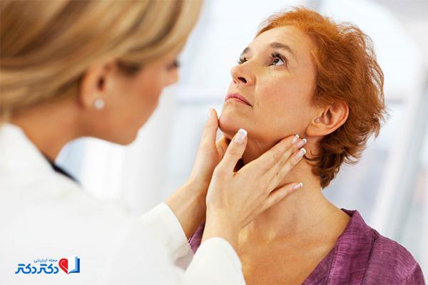 سرطان تیروئید در زنان