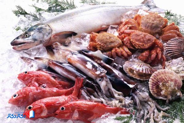 رژیم غذایی بیماری گواتر