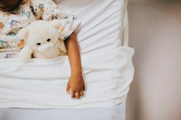 راهنمای مراقبت از کودک بیمار- اجازه دهید که کودک ساعت بیشتری را بخوابد