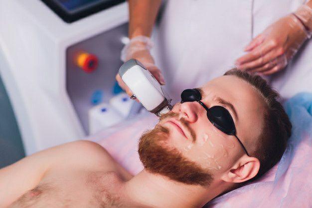 لیزر ری سرفیسینگ (Laser resurfacing) برای جوان سازی پوست