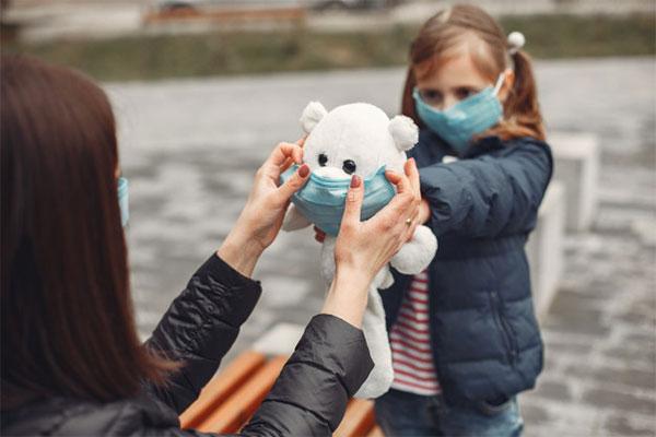 محافظت از کودکان در برابر ویروس کرونا