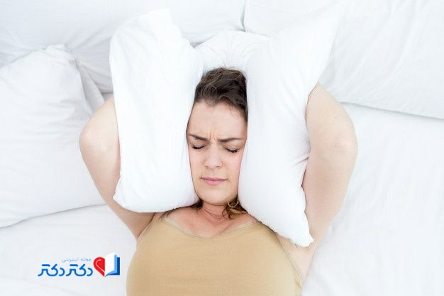 عوارض کم خوابی و ریزش مو