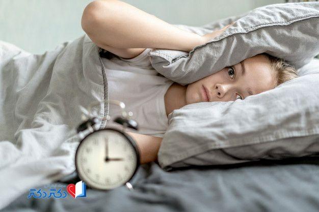 درمان بی خوابی با داروهای خانگی