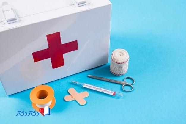 راهنمای درمان انواع زخم در خانه