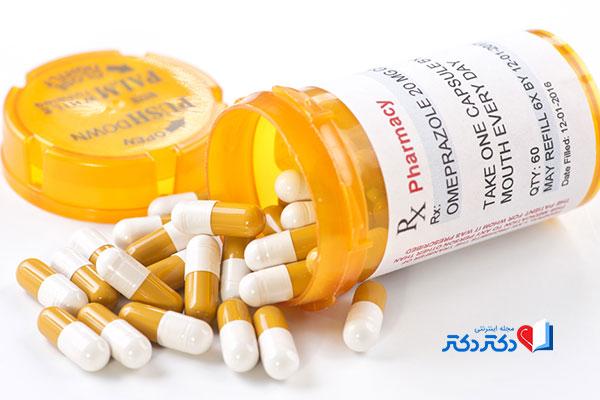 درمان ریفلاکس معده