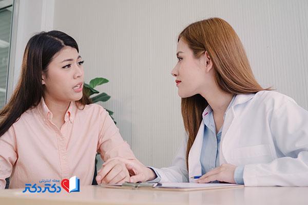 زمان مراجعه به پزشک برای سرطان دهانه رحم