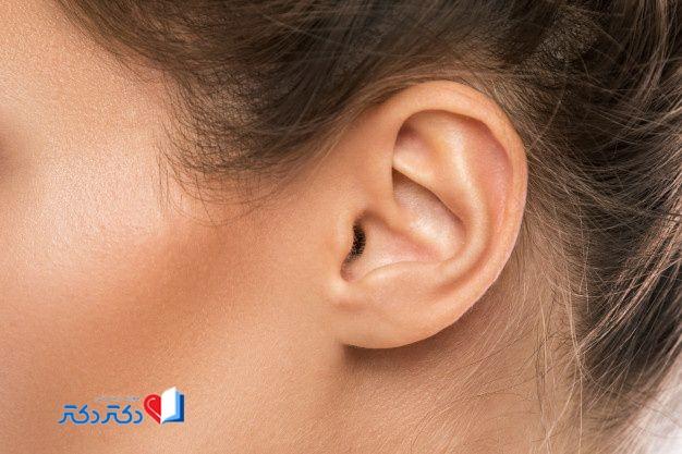 درد پشت گوش