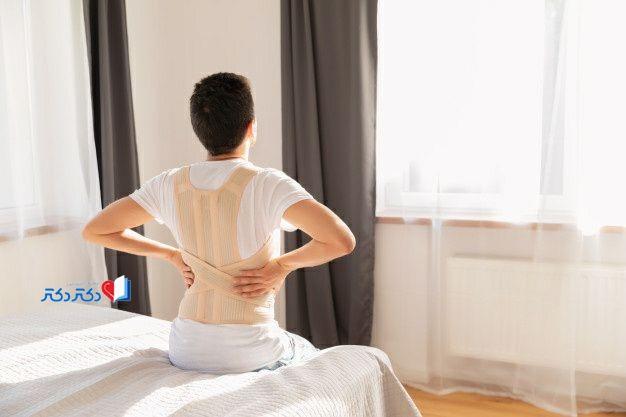 حمایت از بیمار مبتلا به اسکولیوز