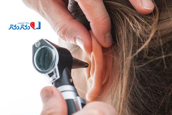روش تشخیص پارگی پرده گوش