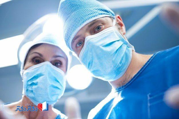 جراحی سندرم تونل کارپال