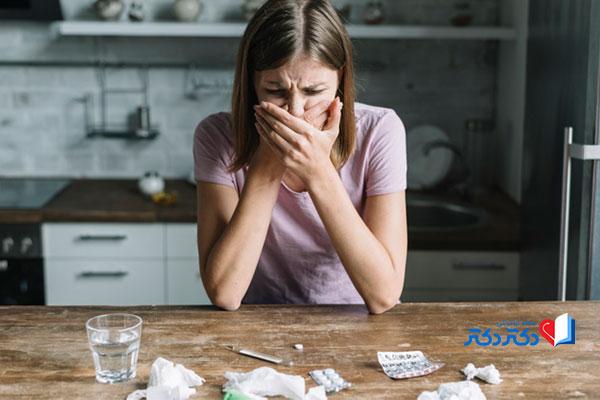 عوارض مصرف قرصهای ضد بارداری