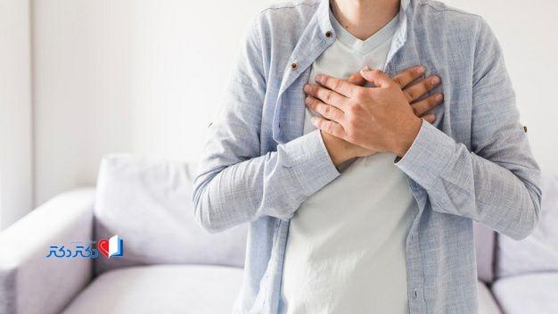 تشخیص علت تنگی نفس