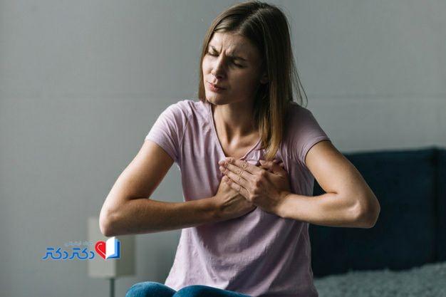 وجود کیست سینه در پستان