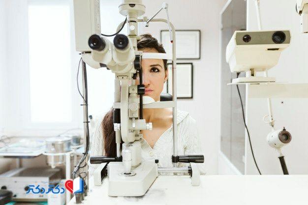 تشخیص مگس پران چشم