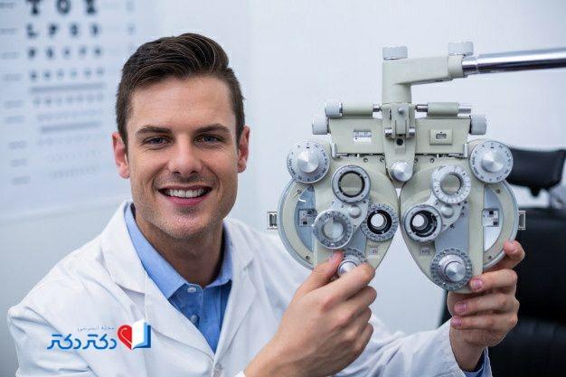 عوارض نزدیک بینی چشم