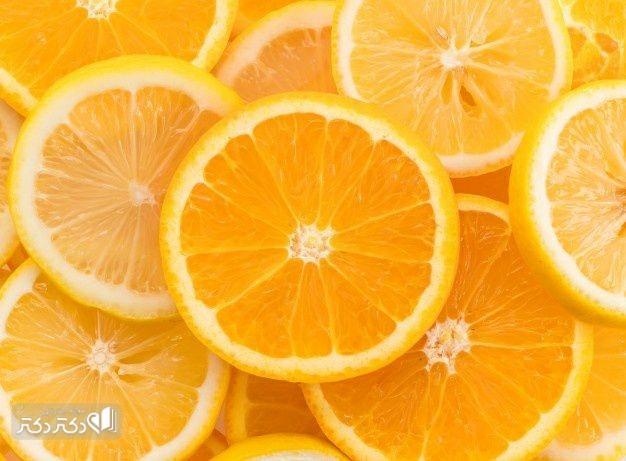 منابع غذایی ویتامین C