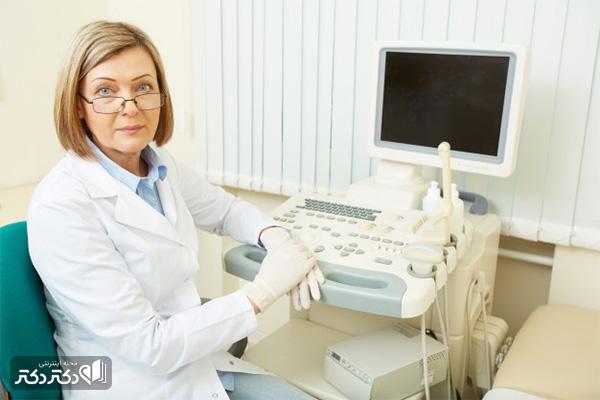 سونوگرافی برای تشخیص درد شکم