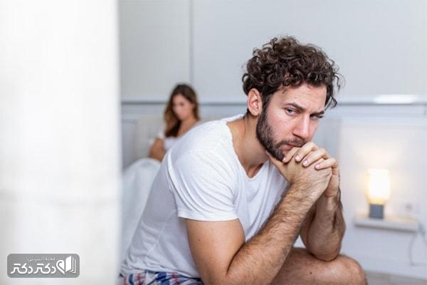 اختلال نعوظ در مردان