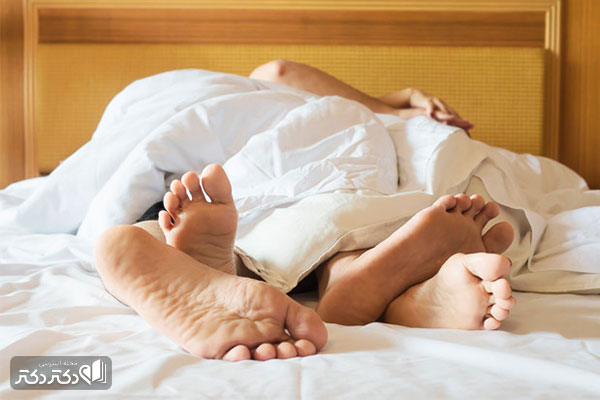 رابطه جنسی عامل انتقال عفونت واژن