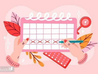 اولین عادت ماهانه دختران