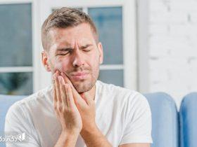 درد دندان شکسته