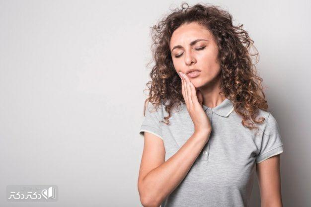 دلیل دندان درد در بارداری
