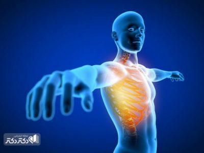 علت درد دنده